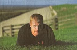 Chris Wassenaar: 'Ik tink dat ik wol hûnderttûzen kear op 'e foto west ha.'