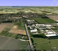 Hemmemaweg (Google Earth)