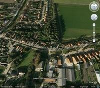 Monnikenbildtdijk, Google Earth