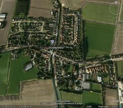 Oudebildtzijl (Google Earth)